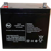 AJC®  Vision 6FM55SGX 12V 55Ah Sealed Lead Acid Battery