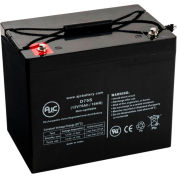 AJC® Sure-Lites 2369 12V 75Ah Emergency Light Battery