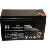 AJC® Bruno SRE-2700 12V 7Ah Wheelchair Battery