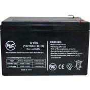 AJC® Para Systems Minuteman CP 3200 12V 7Ah UPS Battery
