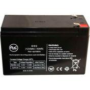 AJC® Sola SDU850 Off-Line DIN Rail UPS 12V 9Ah UPS Battery