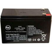 AJC®  Rhino SLA9-12-T25 12V 9Ah Sealed Lead Acid Battery