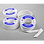 Bel-Art F24020-0000 Fluo-Kem Teflon® Lab-Thread Tape, 300 Feet Per Roll, 3 Rolls/PK