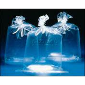 """Bel-Art Utility Bags 131780810, Polyethylene, 4 mil Thick, 8""""W x 10.5""""H, Clear, 100/PK - Pkg Qty 10"""