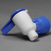 Bel-Art Replacement Spigot For Autoclavable Carboys 911846005, Polypropylene, 1/PK