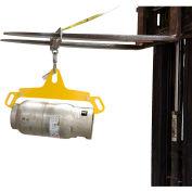 Forklift & Hoist LP Tank Lifter BTX-LP 200 Lb. Capacity