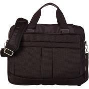 """Bugatti EXB501 Executive Briefcase Hybrid Backpack, 15.6"""" Computer Case, Black"""