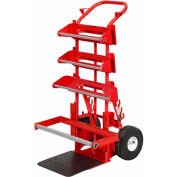 SmartCart® 2 Wheel Heavy Duty w/ R17A, R22B, R24F Racks & EBP