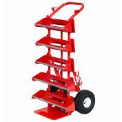 SmartCart® 2 Wheel Heavy Duty w/ R17A & R22B Racks