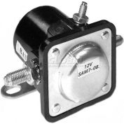 Solenoid, Steel, Ground-Activate, Replaces Western #56131 - Min Qty 5