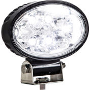 Buyers LED Oval Flood Light 12-24VDC - 6 LEDs - 1492113