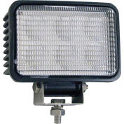 Buyers LED Rectangular Utility Light 12-24VDC - 6 LEDs - 1492118