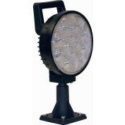 Buyers LED Round Clear Flood Light 12-24VDC - 12 LEDs - 1492120
