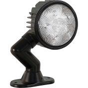 Buyers LED Round Clear Flood Light - 6 LEDs - 1492125