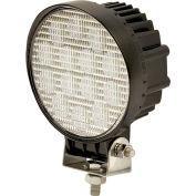 Buyers LED Round Clear Flood Light 12-48VDC - 14 LEDs - 1492127