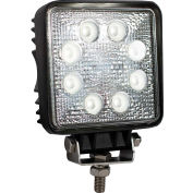 """Buyers 3.9"""" Square Spot Light With 9 LED - 1492134"""