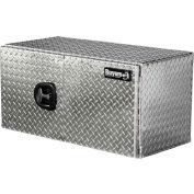 Buyers Aluminum Underbody Truck Box w/ Double Barn Door - 18x18x60 - 1705215