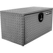 Buyers Aluminum Underbody W/3-Point Latch 18x18x30 Gray - 1735103