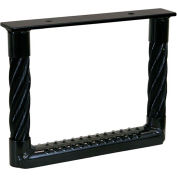 """Buyers Cable Truck Step - Perforated Step 12""""W x 9""""H Black - 5230912"""