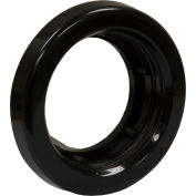 """2"""" Black Grommet For Round Recessed Lights - Min Qty 100"""