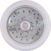 """Buyers 5"""" Round LED Interior Dome Light with Motion Sensor - 5625338"""