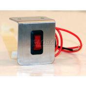 Switch Panel, Double, On-Off Illuminated, - Min Qty 3