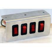 Switch, Rocker, 2-Position, On-Off, 20 Amp/ - Min Qty 32