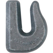 "Buyers Products 3/8"" Drop Forged Weld-On Heavy-Duty Towing Hook - Grade 70 - B2409W375"