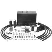 Buyers Wetline Kit, DLFK50CCW24, 50 Gallon Dual Pressure Counterclockwise Rotation Kit, 24 GPM Pump