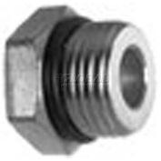 "Buyers Straight Thread O-Ring Adptr, H3269x10x12, 5/8"" Male Port, 3/4"" Female Pipe Thread -Min Qty 9"