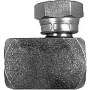 Buyers Female Pipe Swivel to Female Pipe 90° Elbow, H9455X32X32, 2-11 1/2 Nut, 2-11 1/2 FNPT
