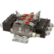 Buyers Electrically Operated Sectional Valves, HVE342PRPB, 3 Way, 4 Way w/2 PR, PB
