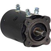 Buyers 12V DC Motor, M3300, Bi-Rotational