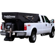 SaltDogg Pro Series Slide-In Salt/Sand Spreader, Poly/Stainless, 2 Cu. Yd. Capacity - PRO2000