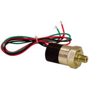 Pressure Switch, Adj. 250-1,000 PSI