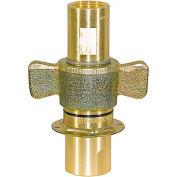 "Buyers Wing Type Quick Detach Hydraulic Coupler, Qdwc122, 3/4"" Npt Coupler, 18 Flow Gpm - Min Qty 2"
