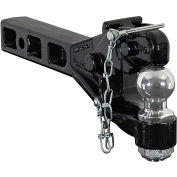 Buyers Products 6 Ton Combination Hitch, 50 Millimeter Ball  - RM650M