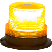 "Buyers Amber 32 LED Beacon 5-1/8"" Diameter X 3-3/4"" Tall - SL502A"