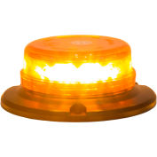 Buyers Amber 12 LED Low Profile Beacon light - SL551ALP