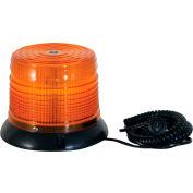 12-48 VDC Low Profile Magnetic/Permanent Mount Quad Flash LED Strobe Light - SL645ALP