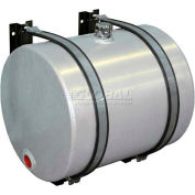 Buyers Hydraulic Reservoir, SMC35A, 35 Gal. Side Mount Aluminum Reservoir
