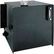 Buyers Hydraulic Reservoir W/Intergral Brackets, SMR25S, 25 Gal., Steel
