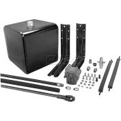 Buyers Wetline Kit, SMWLK50PDMCW, 50 Gallon Wetline Kit Clockwise Rotation - Direct - Poly Tank