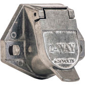 Buyers Products 2-Way Die-Cast Zinc Trailer Connector - Truck Side - TC1012