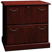Syndicate Harvest Cherry 2 Drawer Lateral File