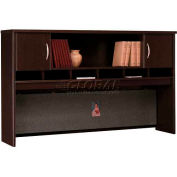 "Series C Mocha Cherry 72"" Hutch 2 Door"