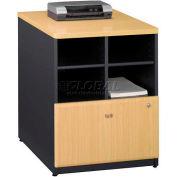 Bush Furniture Storage File Cabinet - Beech - Series A