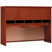 "Bush Furniture Hutch - 60"" - Hansen Cherry - Series C"