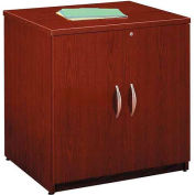"Series C Mahogany Storage Cabinet 30"""