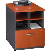 "Series C Auburn Maple 24"" Storage Unit"